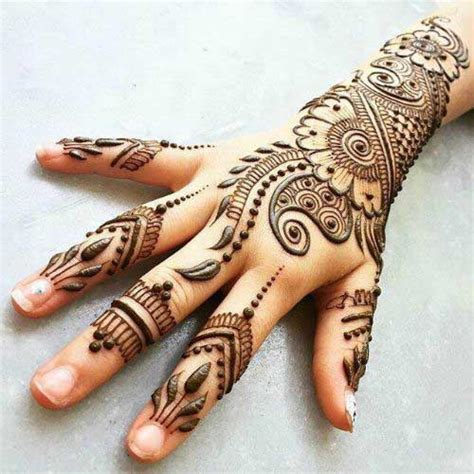 henna design for back of hand 30 beautiful back hand mehndi designs that you can do by