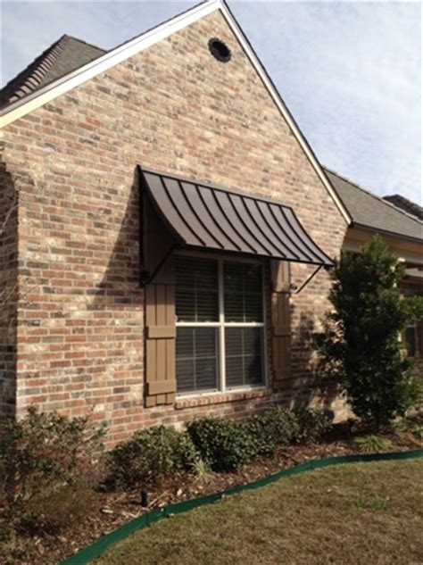 residential metal awnings metal awnings