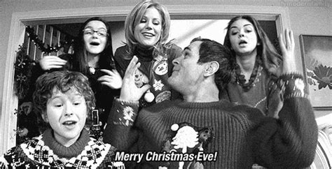 merry christmas eve gifs find share  giphy