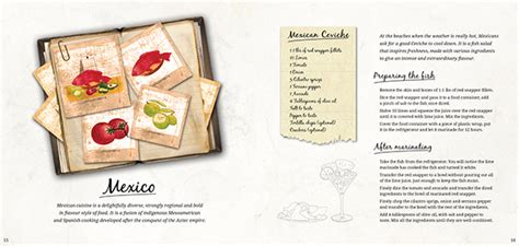recipe card template indesign recipe book page layout on behance