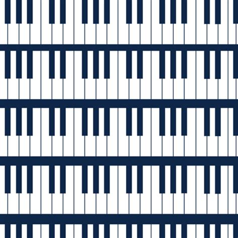 rock n roll piano fabric jenniferfranklin spoonflower