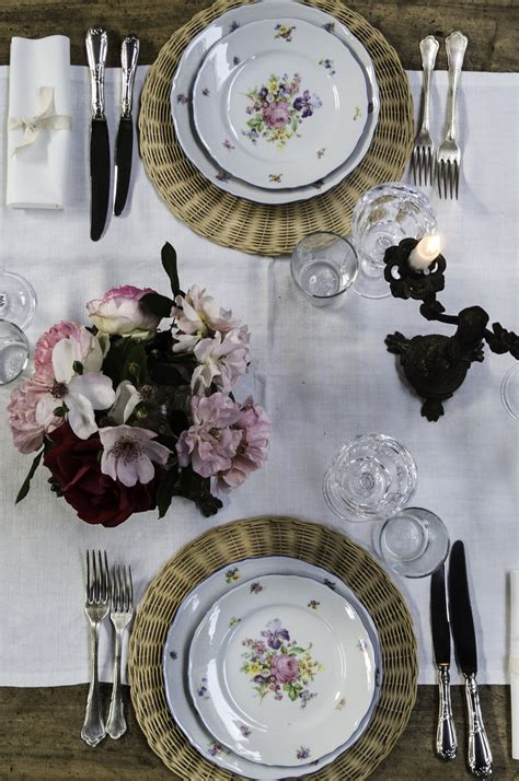 arredare tavola arredare la tavola luarte di addobbare la tavola