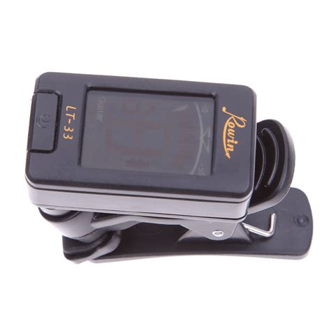 Rowin Tuner Gitar Clip On Lt 33 Rowin Tuner Gitar Clip On Lt 33 Black Jakartanotebook
