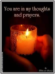 Prayer cards you are in my thoughts and prayers ukok s place