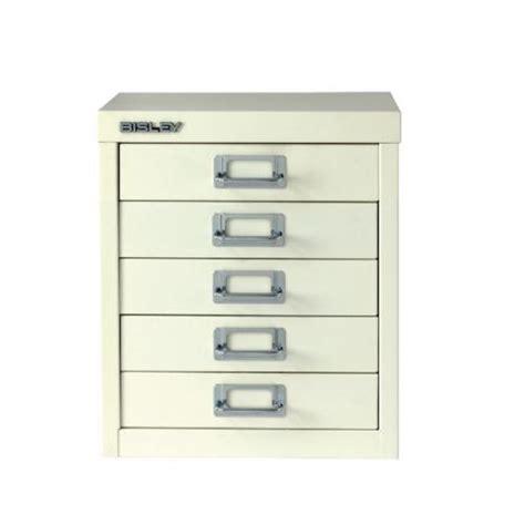 bisley 5 multi drawer cabinet bisley multi drawer cabinet a4 5 drawer chalk white