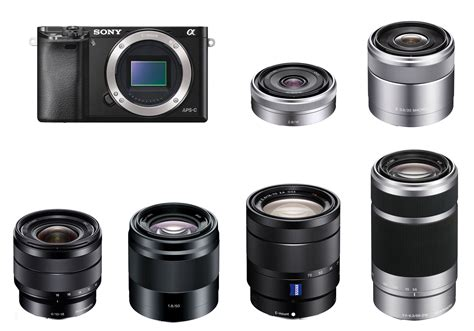 best lenses for sony alpha sony a6000 ilce 6000 news at cameraegg