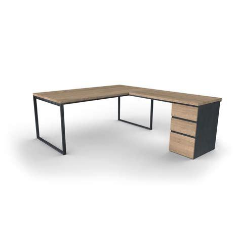 elm industrial desk 1000 ideas about workspace desk on desk setup