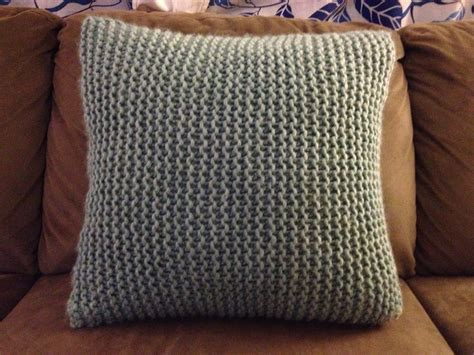 knitting pillow knitting pillow jennies knitted pillow free