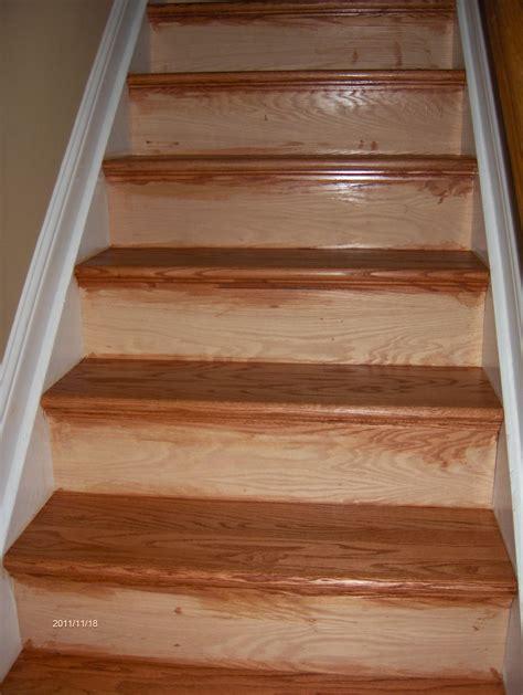 oak stair treads new oak stair treads installed pine treads we