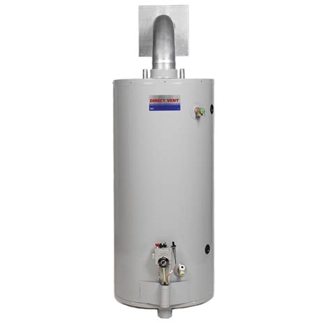 50 gallon direct vent water heater shop direct vent 50 gallon 6 year tall gas water heater