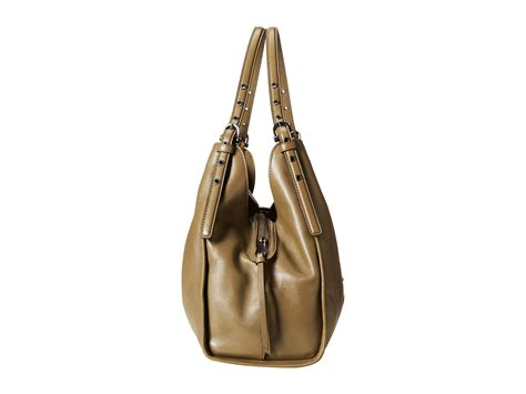 Grysons New Shoulder Bag Version Of The Beautiful Handbag by Coach Leather Turnlock Shoulder Bag