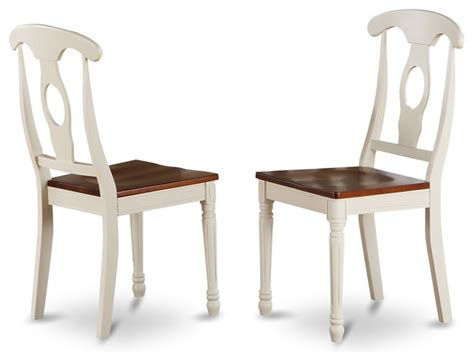 napoleon wood dining chair set of 2 napoleon styled chair with wood seat