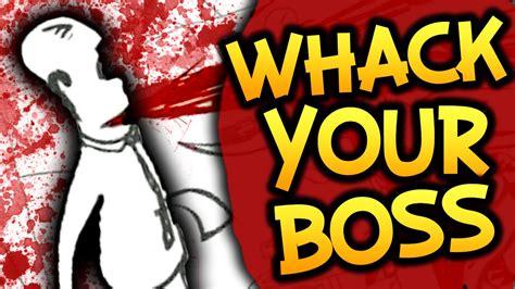 brutal game whack  boss youtube