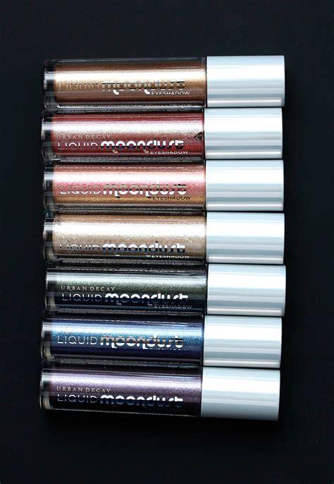 Eyeshadow Liquid decay liquid moondust eyeshadow makeup and