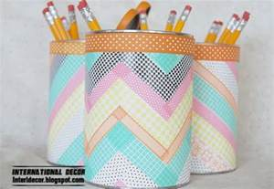 washi craft ideas washi tape crafts ideas and projects for interior design