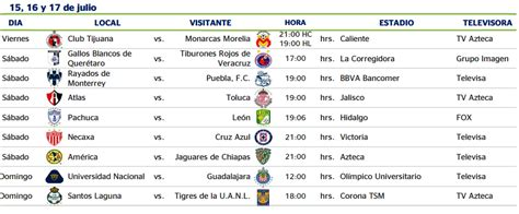 Calendario Liga Mx Clausura 2015 Monterrey Search Results For Futbol Liga Mexicana 2016 Calendario