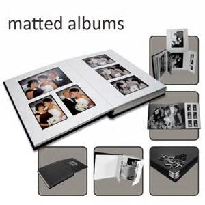 matted albums
