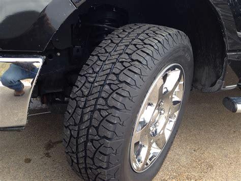 Bfg Rugged Terrain 275 60r20 by 20 Inch Tire Question Ford F150 Forum Community Of