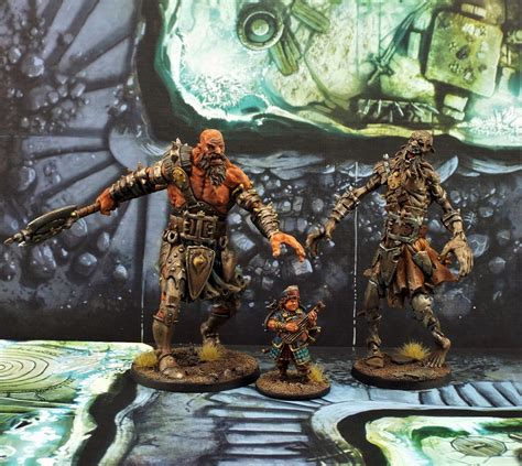 Painting Zombicide Green Horde by Coolminiornot Zombicide Green Horde By Avalonindustries2040