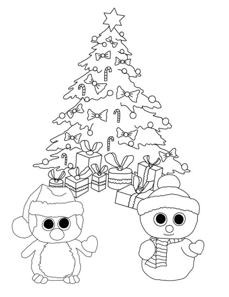 beanie boo coloring pages penguin beanie boo pages coloring pages