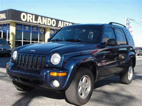 jeep liberty 2002 mpg 2002 jeep liberty limited 2wd jeep colors