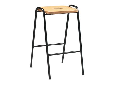 School Stools by School Stacking Stool