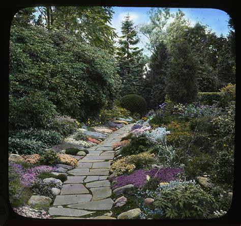 American Gardens by American Garden Glass Lantern Slide Newsdesk