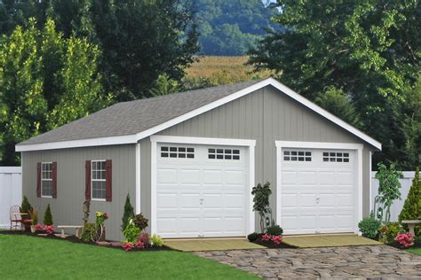double wide garages and modular sheds for sale amish modular double wide garage builders in pa