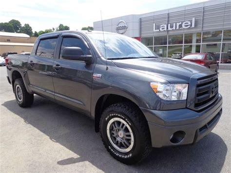 Toyota Trd Package Find Used 2013 Toyota Tundra Crewmax Trd Rock Warrior 4x4