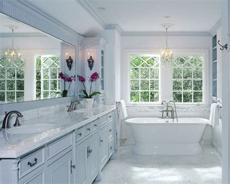 Carrara Marble Bathrooms: How to Decorate Them   HomesFeed