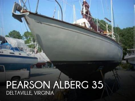 boats for sale in deltaville virginia sold pearson alberg 35 boat in deltaville va 097456