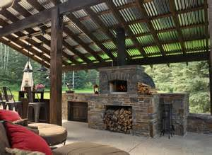 Backyard Wood Fired Oven » Home Design