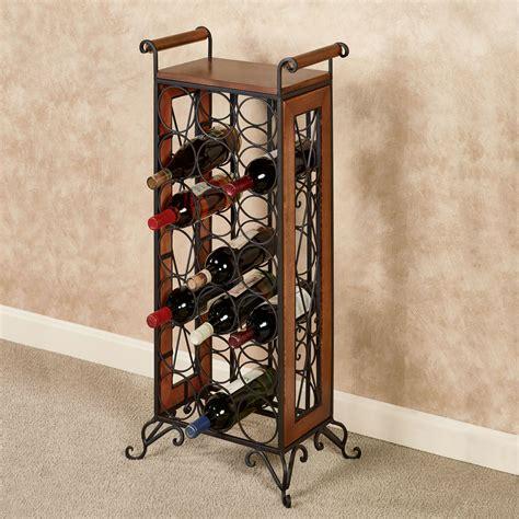 Reclaimed Wood Kitchen Cabinets milano floor standing wine bottle rack