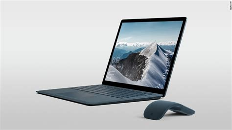 Notebook Microsoft microsoft unveils 999 surface laptop windows os for