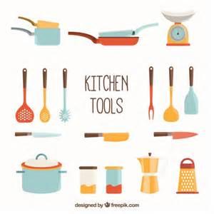 outils de cuisine collection t 233 l 233 charger des vecteurs