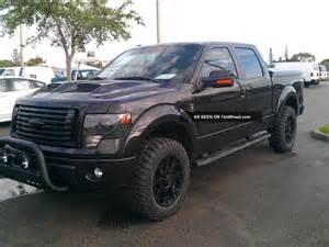 2013 ford f 150 fx4 crew tuscany black ops
