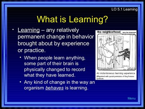 Behavior Modification Uses Learning Principles To Change S Actions Or Feelings by Learning In Organisational Behaviour