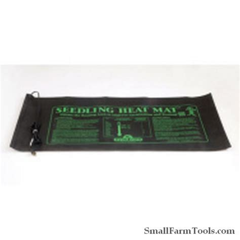 Seed Heating Mats by Heated Seed Mat Temp Controller