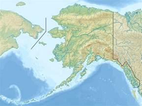 usa map and alaska mount hesperus alaska