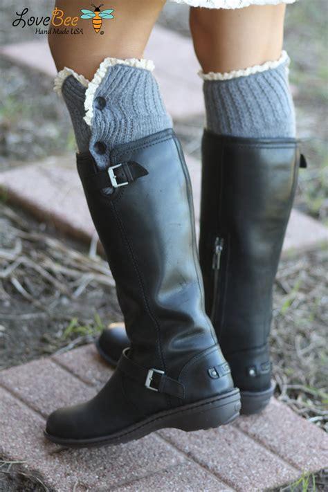 knee high boot socks sale knitted legwarmers boho 100 wool knee high boot