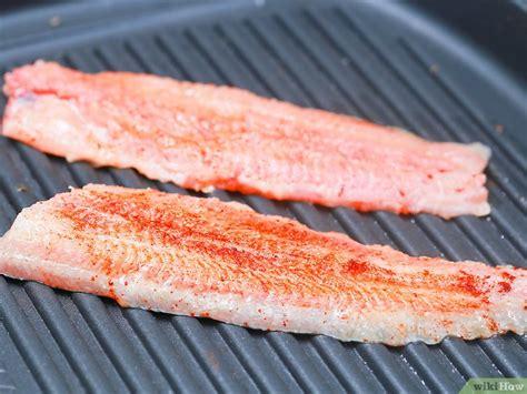 come cucinare pesce gatto 3 modi per cucinare il pesce gatto alla griglia