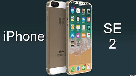 iphone se 2 leaks rumours
