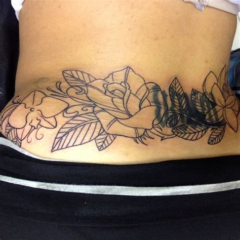 17 best images about lower back tattoos on pinterest