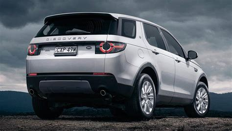 Rover Discovery Sport by Land Rover Discovery Sport Sd4 Se 2015 Review Carsguide