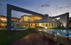 Modern Glass Houses by Glass House A 27 000 Square Foot Modern Mega Mansion In