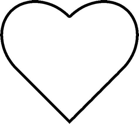 heart template printable large clipart best clipart best