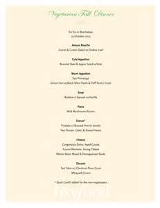 dinner party sample menus bxvfood