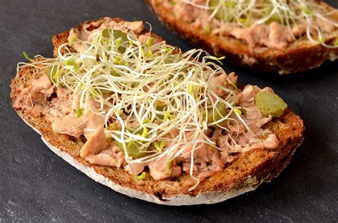cuisine morue tartines au foie de morue ma cuisine sant 233