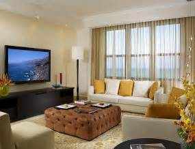 Small Livingroom Decor by Small Living Room Design With Theater