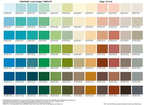 colores pantone carta color pantone 13 color pantone chart 13 apuntes